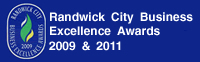 Randwick Business Excellence Award 2009
